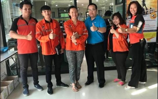เข้าพบ คุณปู วิภาพรรณ Directorของ บ. น นน ประเทศไทย เพื่อพูดคุยแลกเปลี่ยนการทำงานและเป็นPartnerร่วมงานกันในโอกาสต่อไป...